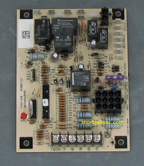 fedders ac capacitor wiring diagram goodman ignition control circuit board pcbbf112s  goodman ignition control circuit board pcbbf112s