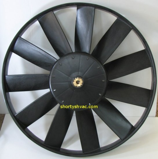 Carrier Condenser Fan Blade 30GX660017
