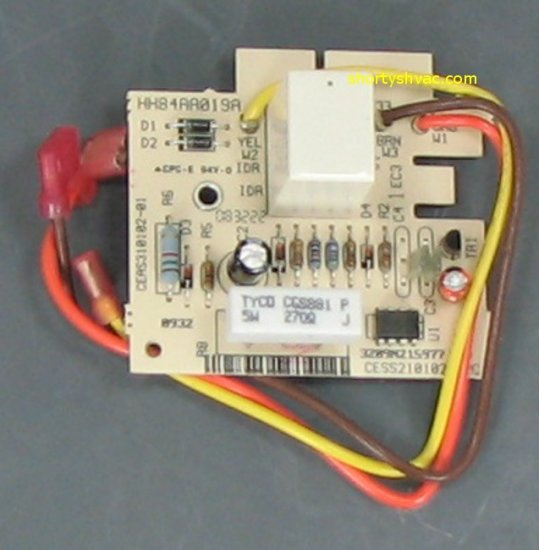 Carrier Circuit Board 313680 751 313680751 Shortys