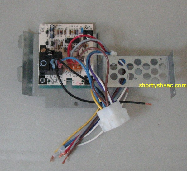 Carrier Fan Coil Circuit Board Kit 322848-751