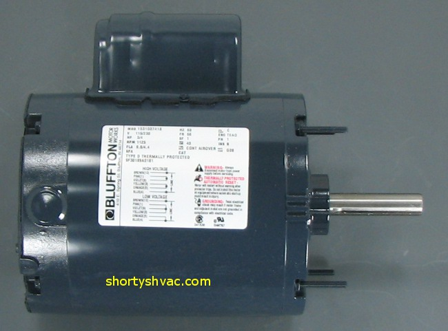 Modine Unit Heater Fan Motor 9F30189