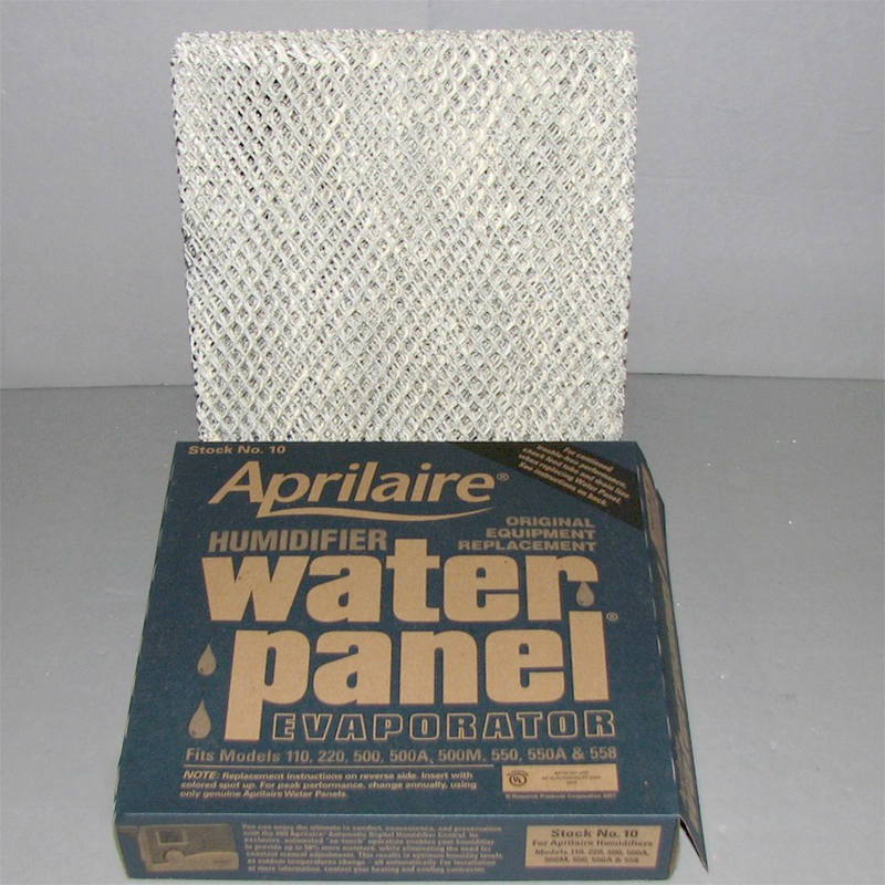 Aprilaire Stock 10 Water Panel 10 Pack