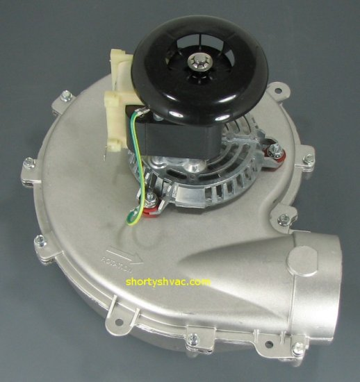 Jakel Draft Inducer Assembly Model J238-138-1393
