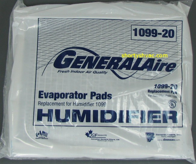 Generalaire Humidifier Pad 1099-20