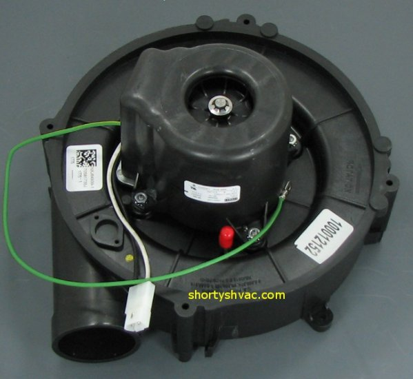 Fasco Draft Inducer Assembly Model 70581735