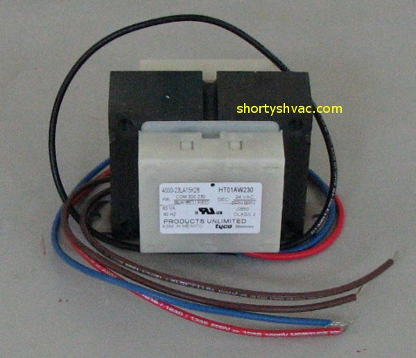 Tyco Products Unlimited Transformer Model 4000-23LA15K28