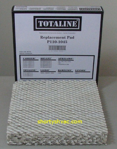 Totaline Humidifier Pad 2 Pack P110-1045