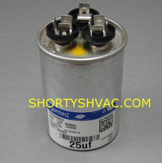 Carrier Dual Run Capacitor P291-2573RS