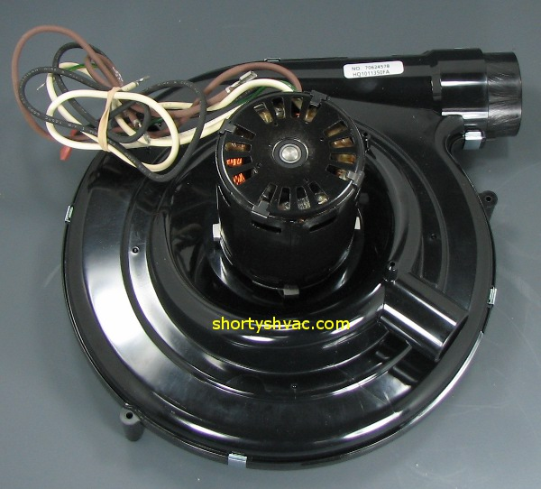 Fasco Draft Inducer Assembly Model 70624578