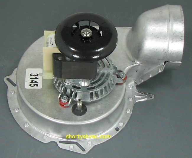 Jakel Draft Inducer Assembly Model J238-150-15236
