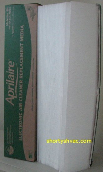 Aprilaire Stock 501 Pack of 10