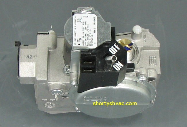 White Rodgers Gas Valve Model 36J24-618