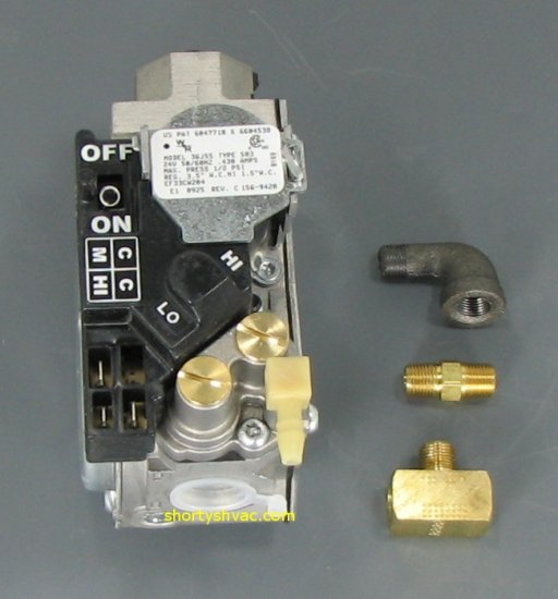 White Rodgers Gas Valve Model 36J55-503