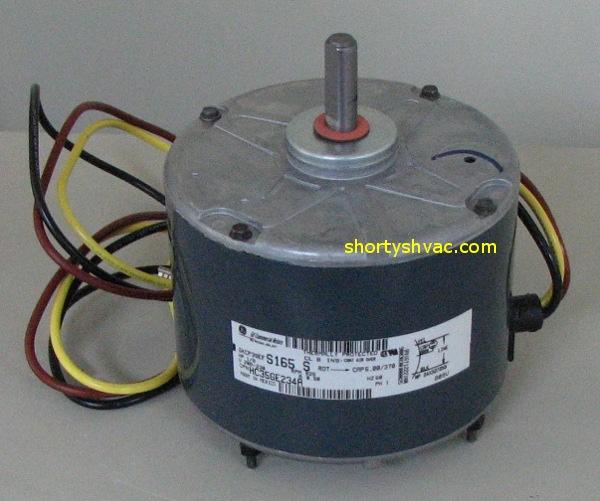 Ge Condenser Fan Motor Model 5kcp39efs165s Hc35ge234