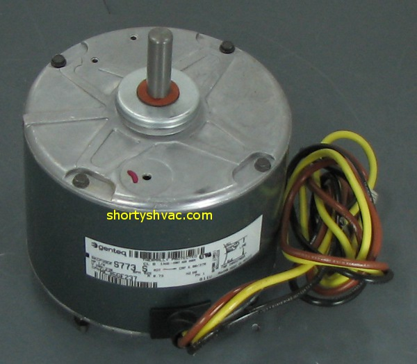 GE Condenser Fan Motor Model 5KCP39DFS773S