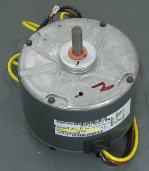 GE Condenser Fan Motor Model 5KCP39GFS166S