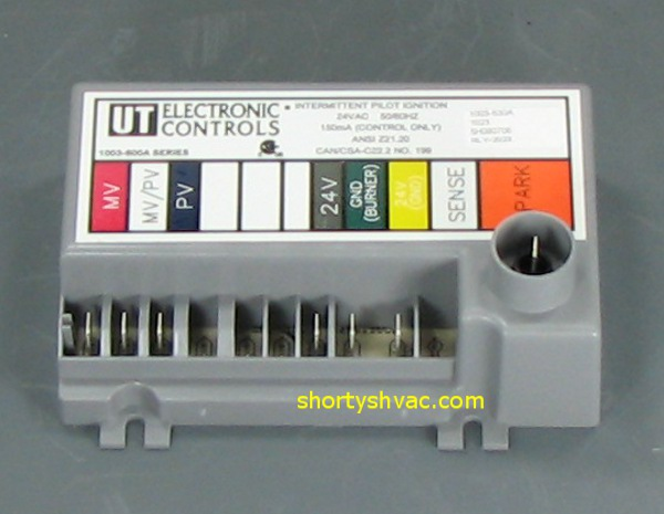 UT Electronic Ignition Control Model 1003-630A