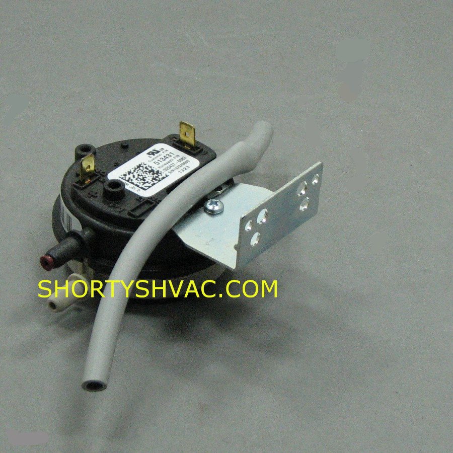 Honeywell Draft Pressure Switch Model IS20437-6083