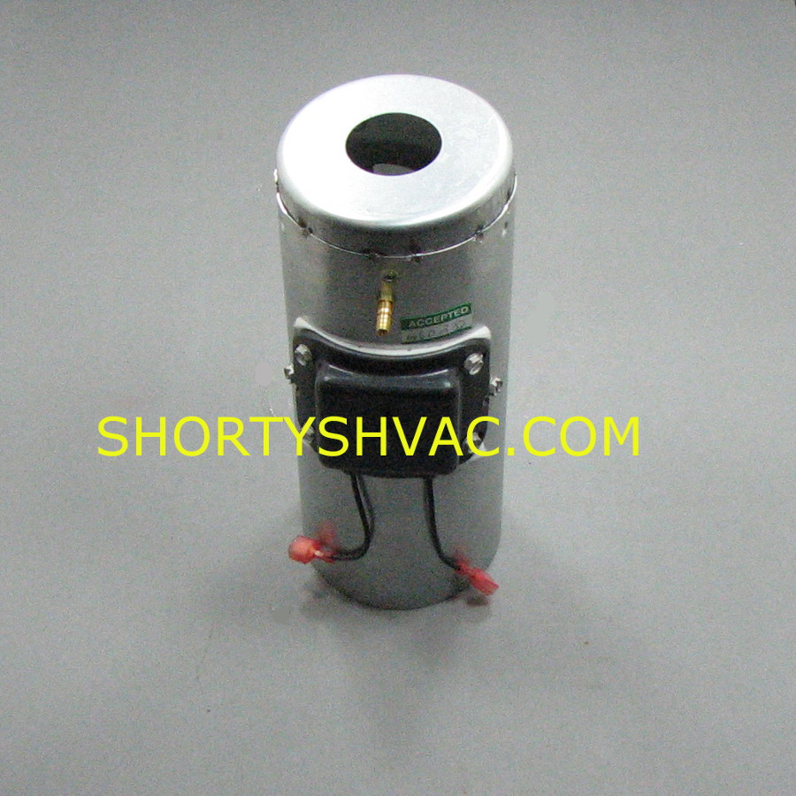 Fasco Combustion Booster Assembly Model 71581003