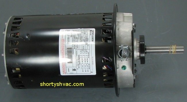 Carrier Condenser Fan Motor HD52AK652