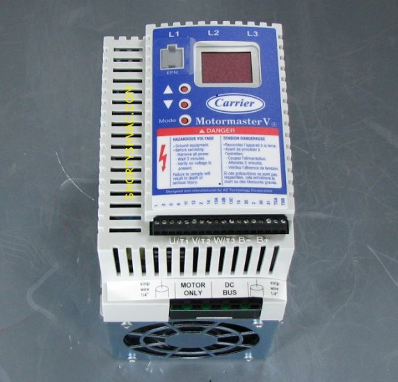 Carrier Condenser Fan Motor Variable Speed Drive HR46TN005