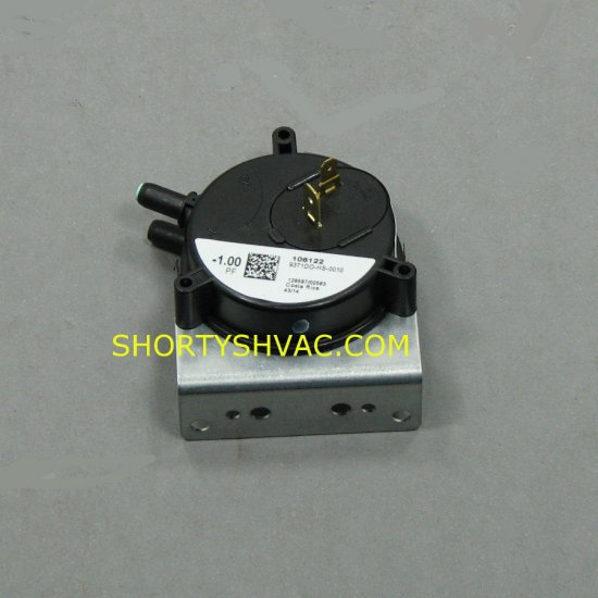 Honeywell Draft Pressure Switch Model 9371DO-HS-0010