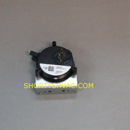 Honeywell Draft Pressure Switch Model 9371DO-HS-0011