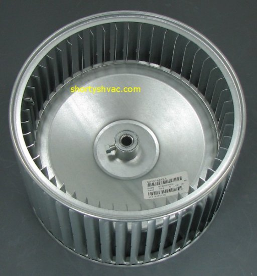 Trane 10 x 7 inch Blower Wheel WHL02353