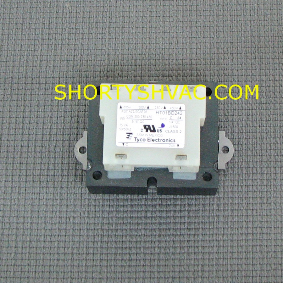 Tyco Electronics Transformer Model 4001a22j30ae28