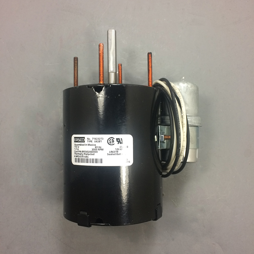 Modine Unit Heater Draft Inducer Motor 9F30204