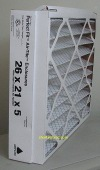BAYFTAH26M Trane Perfect Fit Air Filter 2 pack