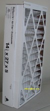 BAYFTFR14M Trane Perfect Fit Air Filter 2 pack